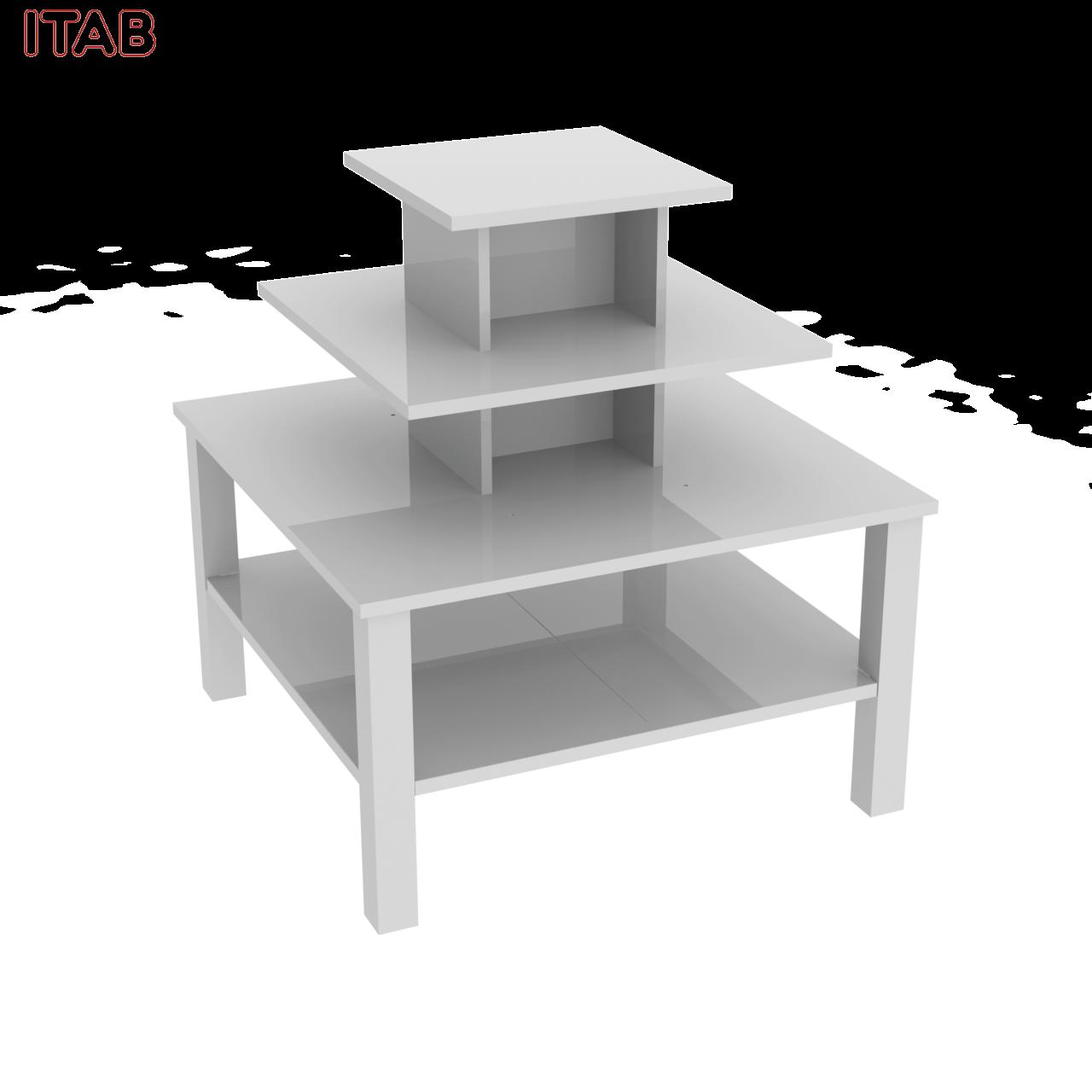 Kirjapöytä 120x120