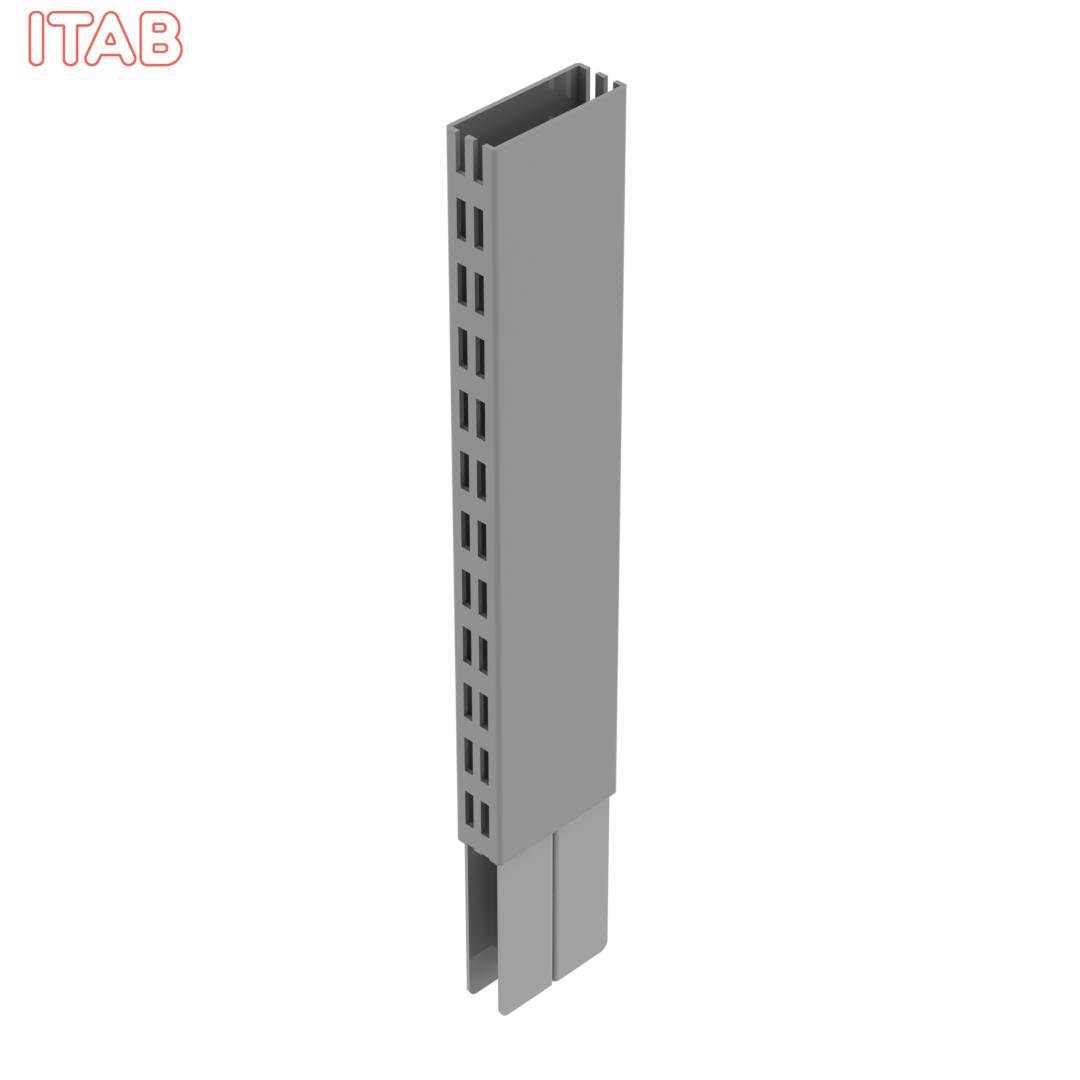 Jatkosäätöputki 3x8x38cm