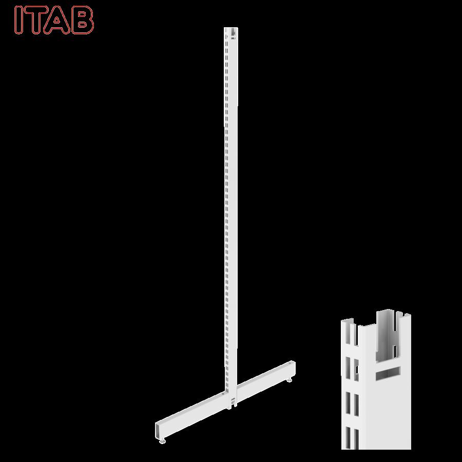 PS-T-Jalka 200x50/50+Kiinn. Sarja 30x480/480x2000
