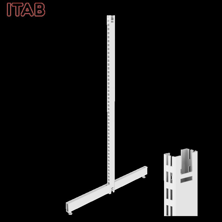 PS-T-Jalka 162x50/50+Kiinn. Sarja 30x480/480x1616