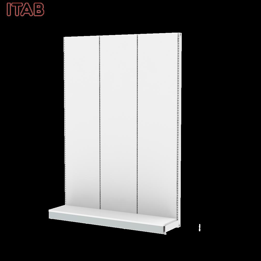 Seinä, Koteloitava PS-L 3x H258 L60 D40