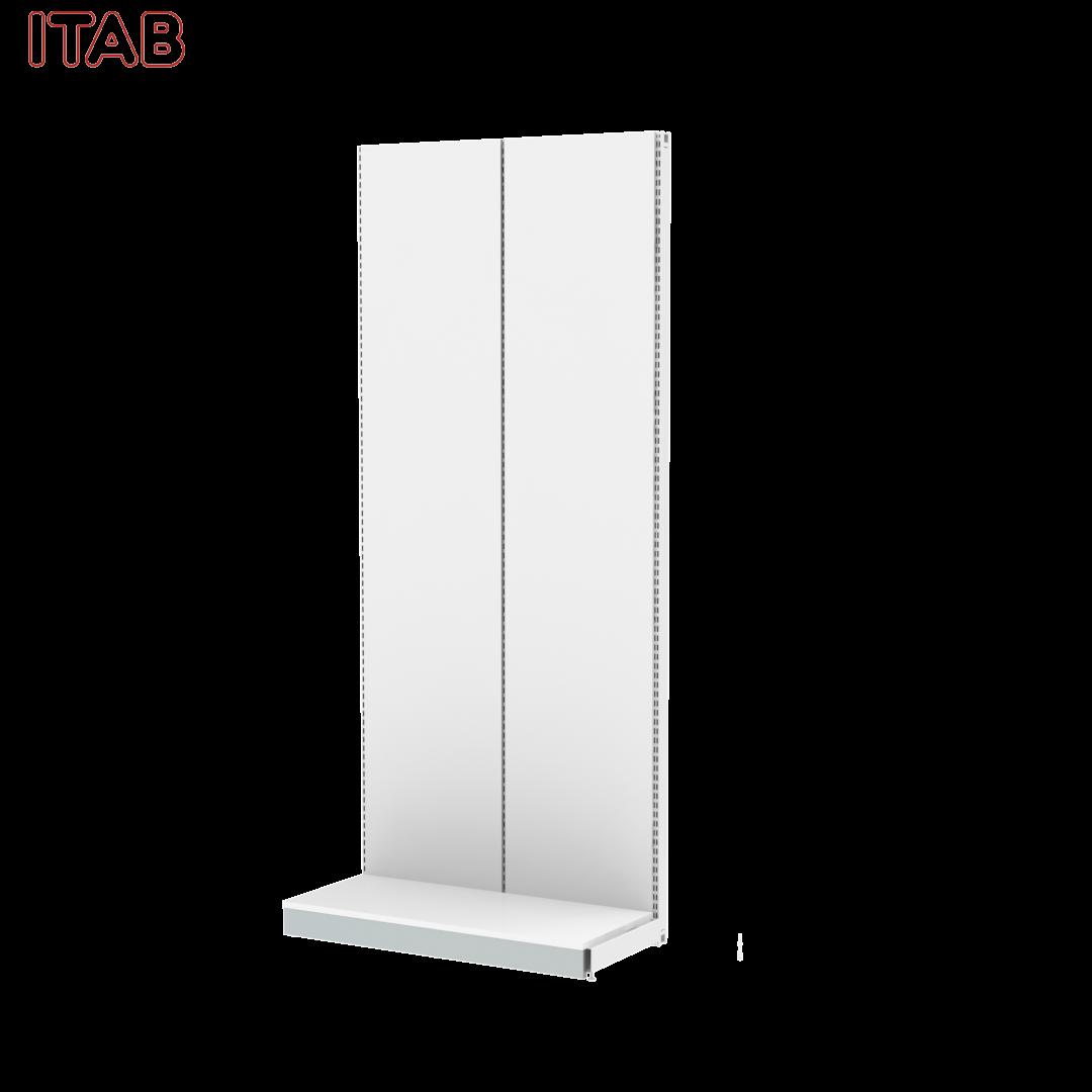 Seinä, Koteloitava PS-L 2x H280 L60 D50