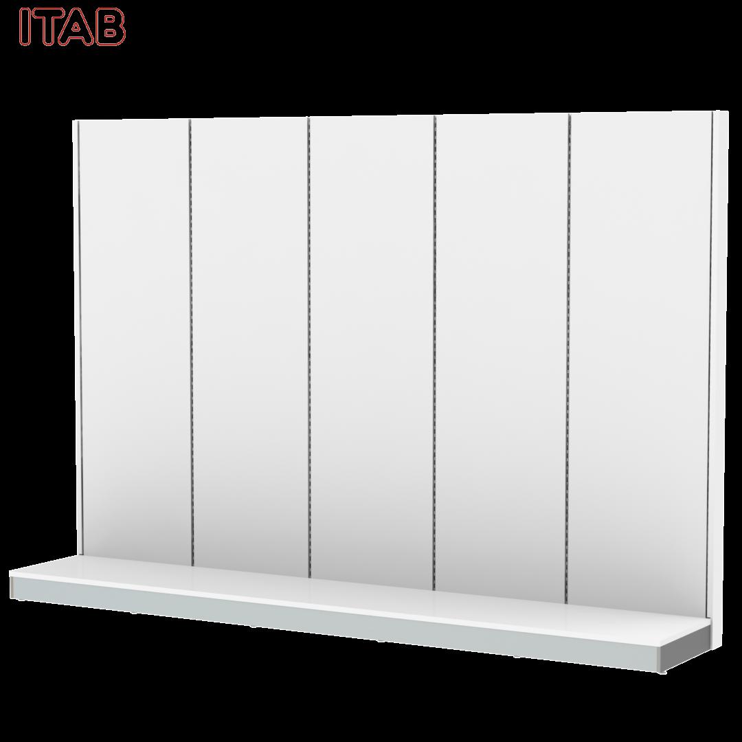 Seinä PS-L 5x H210 L60 D50