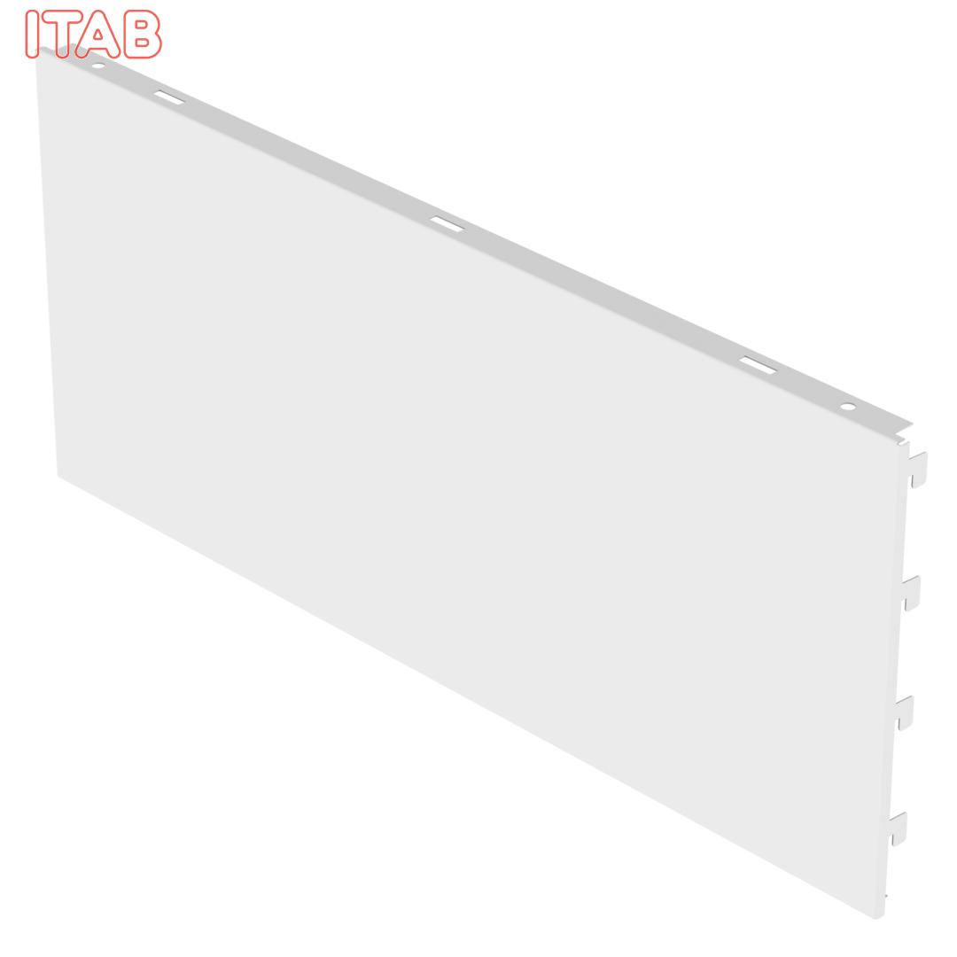 Terästausta 60x26