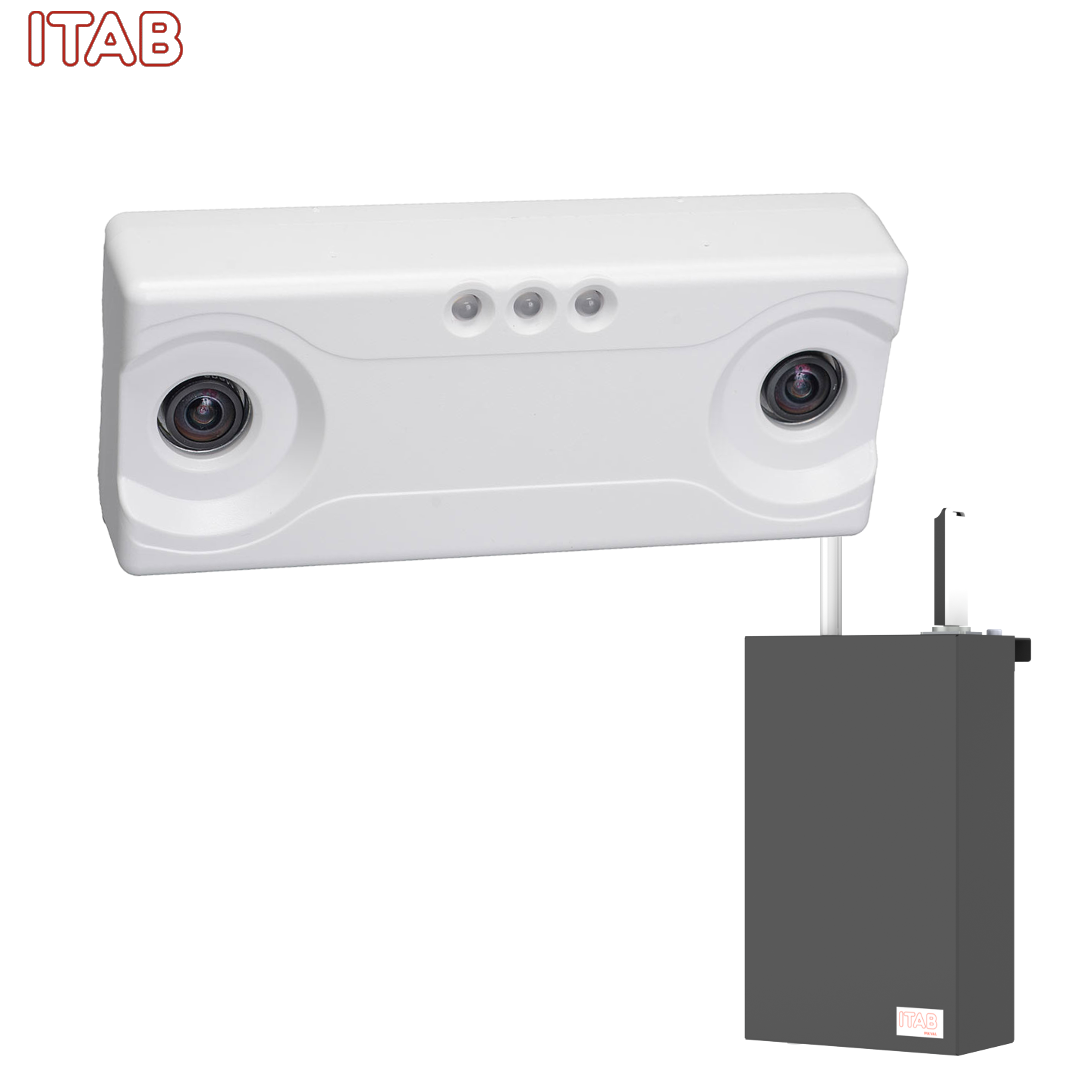 Smart Sensor - 3D counter + Wifi sensor, with casing