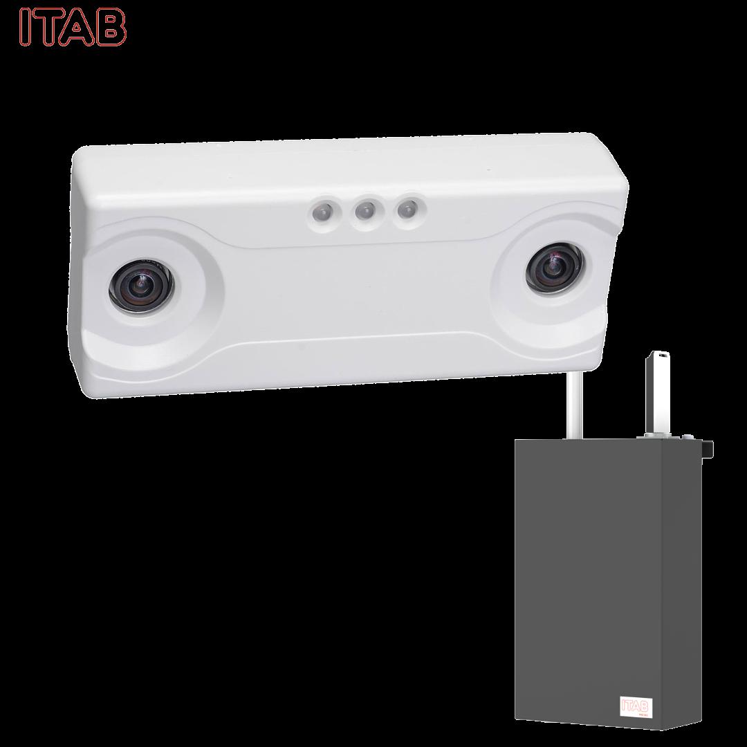 Queue sensor + Wifi sensor, with casing