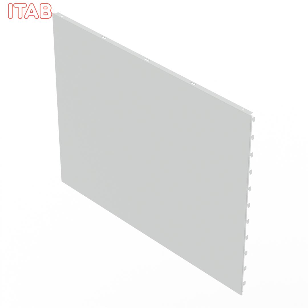 Terästausta 90x70