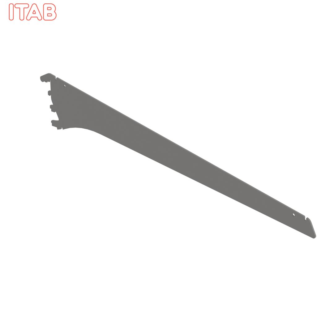Hyllynkannatin 60cm