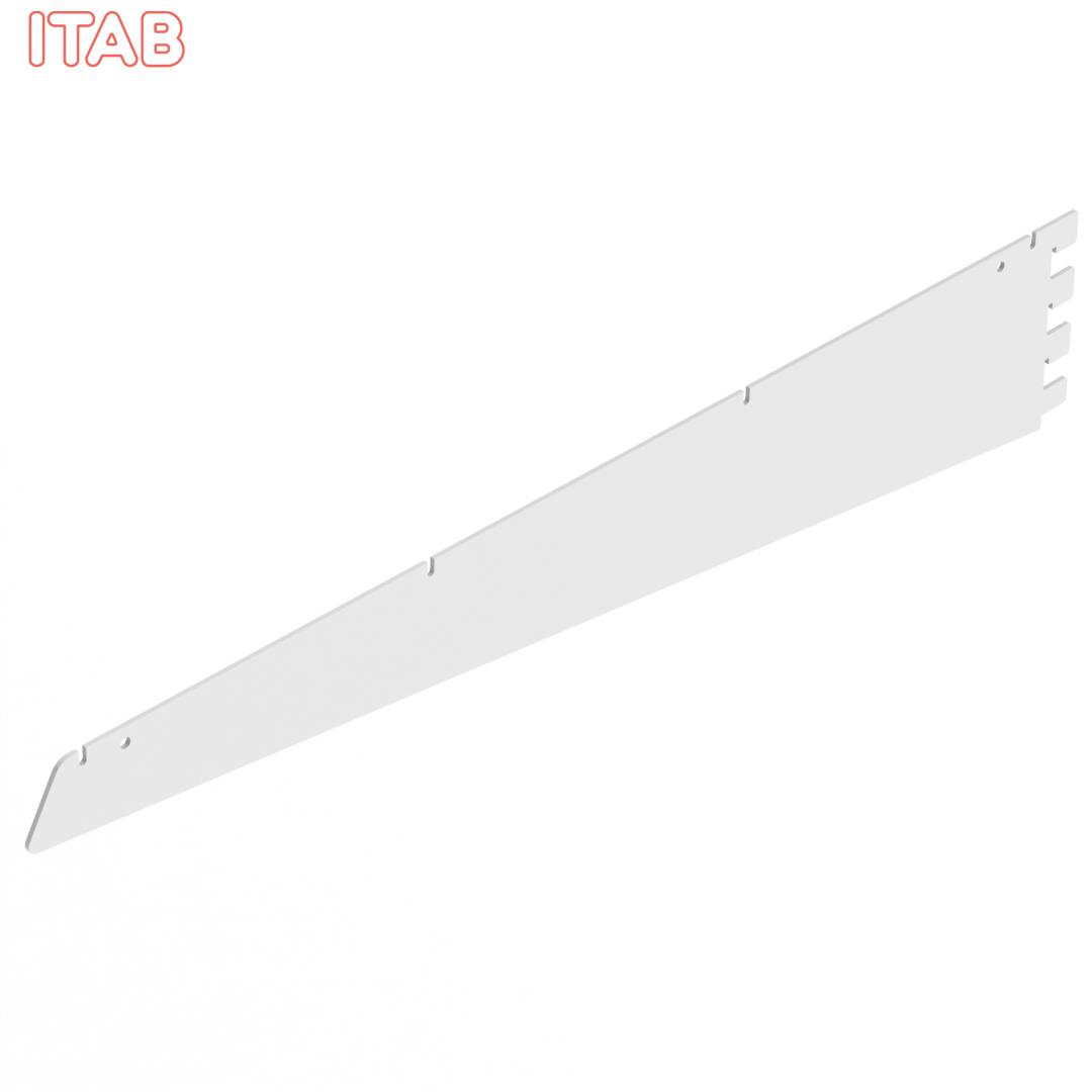 Hyllynkannatin,Vahvistettu 60cm