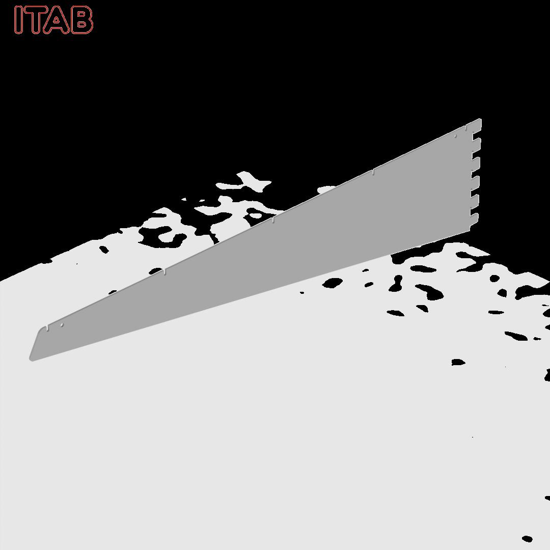 Hyllynkannatin, Vahvistettu 80cm