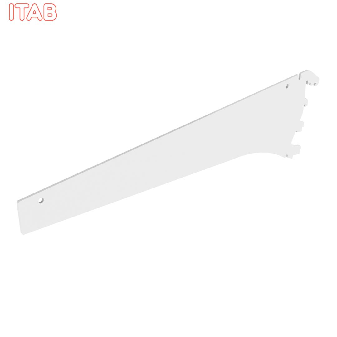 Hyllynkannatin Suorapäinen 40cm