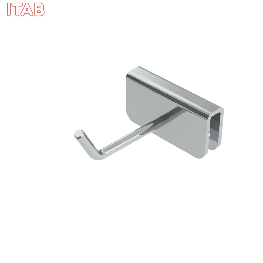 Pientavarakannatin lattarekkiin Kromattu D5