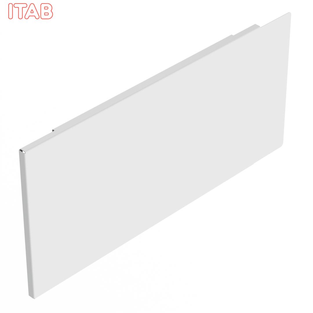 Päätysokkeli 80Cm 80x18