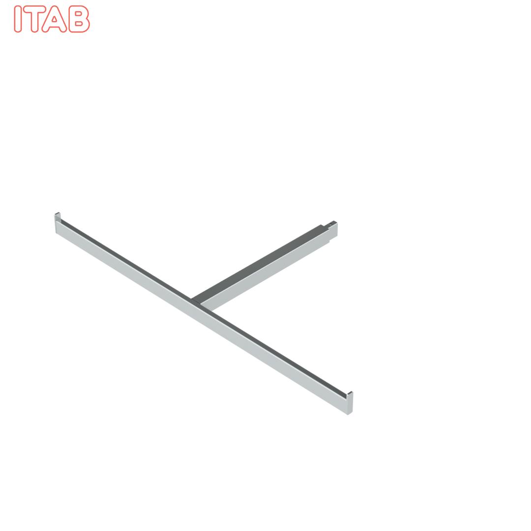 Vt-T Kannatin Kromattu 60x27