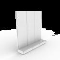 Perusjärjestelmä seinä reikätausta H280