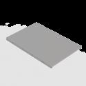 Teräshylly 90x60x3