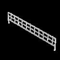 Ritiläjakaja Matala 60x8