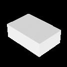 Podium Valkoinen 150x100x50