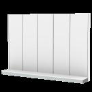 Seinä PS-L 5x H210 L60 D40