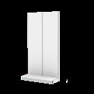 Seinä, Koteloitava PS-L 2x H232 L60 D40