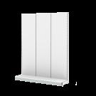 Seinä, Koteloitava PS-L 3x H232 L60 D40