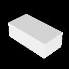 Podium Valkoinen 120x60x40