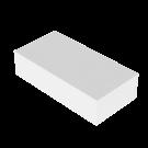 Podium Valkoinen 120x60x30