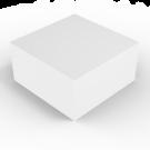 Podium korokkeella 60x60x50