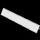 Hintalista MGW 52 valkea (päätysiiveke) 40