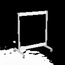 Gondola runko 1x120 pyörillä
